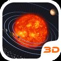 Solar Galaxy 3D Tema