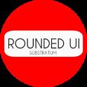RoundedUI Pie,Samsung,Oreo,Oxygen Substratum Theme