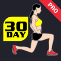 30 Day Lunge Challenge Pro