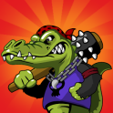 Wild Crocodile Adventure Saga