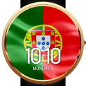 Portugal Flag Anim WatchFace