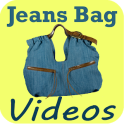 DIY Jeans Bag Sewing VIDEOs
