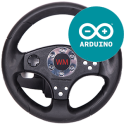 Steering Wheel for Arduino Car