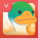アヒル農場 ガチョウ Duck farm 3D