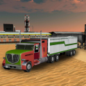 Truck Driver Cargo Race