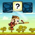 Super Monkey Rush World Runner Mobil Platform Game