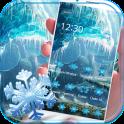Theme Ice Frozen Snow Castle