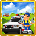Ambulance Repair Garage game