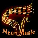 Puzzle Neon Music