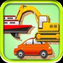QCat Car Free Puzzle Game