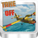 free flight simulator takeoff