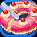 Sweet Donut Cake Maker