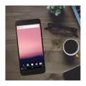 KLWP Android M Custom