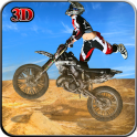 Off-Road Moto Race Motorcross
