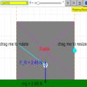 Block Tilt Stable Simulator