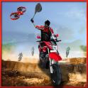 Bike Drone Hunting