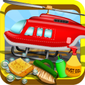 Helicopter Repair Shop