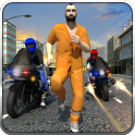 Police Bike Crime Patrol Squad: Gangster Car Chase