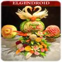 Fruit Vegetable Carving Arts