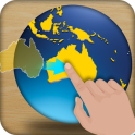 World Maps Puzzle Game
