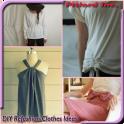 DIY Refashion Clothes Ideas