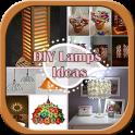 DIY Lampe Design-Idee
