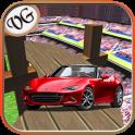 Car Platform Climb Challenge-