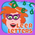 Juf Jannie-Letters leren lezen
