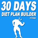 30 Days Diet Plan Builder