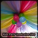 Kids Party idea inspiración
