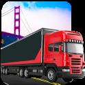 City Cargo Truck Driver Sim 3D