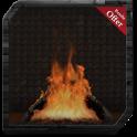 Burning Chimney HD WALLPAPER