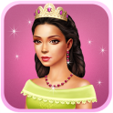 Dress Up Princess Thumbelina