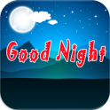 Good Night Greeting Cards