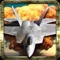 Combat F-22 Raptor Air