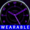Artist wearable watch face