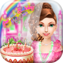 Princess Birthday Makeover