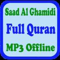Al Ghamidi Full Quran MP3 Offline