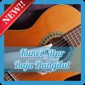 Kunci Gitar Raja Dangdut