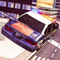 Police Flying Car Simulation