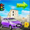 3D Car Parking Driving School