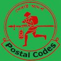 Polstal Codes of Bangladesh