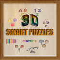 Toddler Puzzles & Games - For Kindergarten & Pre-K
