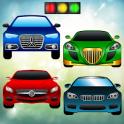 子供のための車のゲーム パズルゲーム