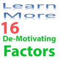 16 Demotivating Factors