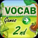 Vocabulary Games Second Grade