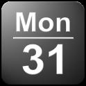 Date in Status Bar