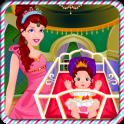 Princess Gives Birth