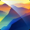 Mountain Haze Live Wallpaper