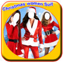 Christmas Women Suit New